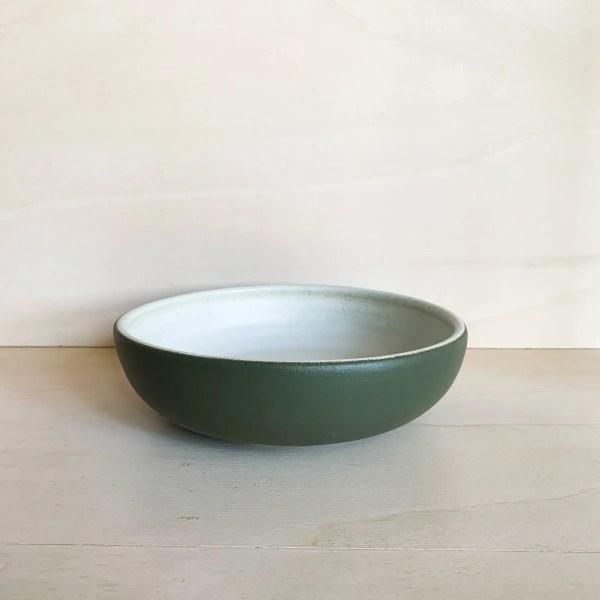 Kitchen Dates – prato fundo XL (verde)