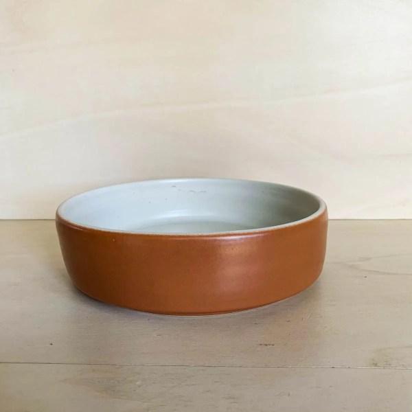 Kitchen Dates – saladeira cilíndrica (terra)