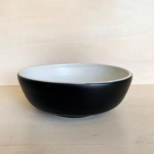 Kitchen Dates – saladeira larga (preta)