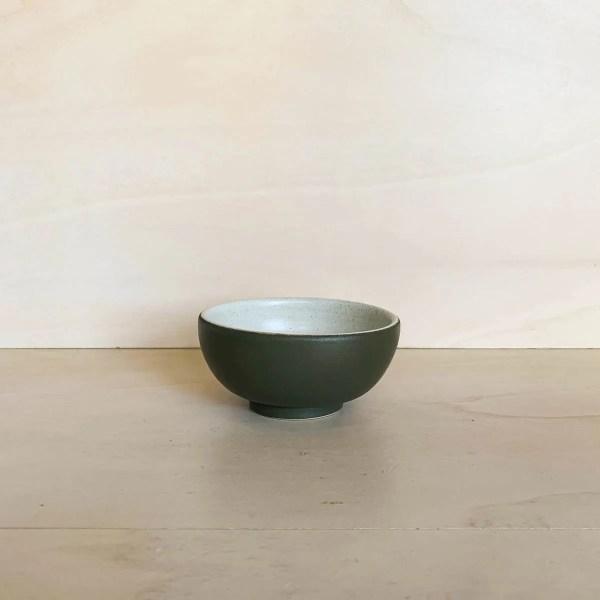 Kitchen Dates – tigela cereais circular (verde)