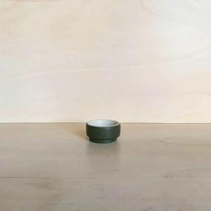 Kitchen Dates – tigela mini cilíndrico (verde)