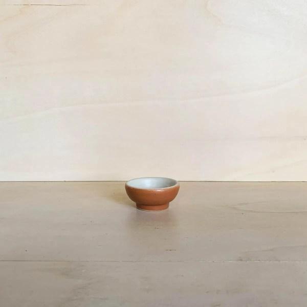 Kitchen Dates – tigela mini circular (terra)