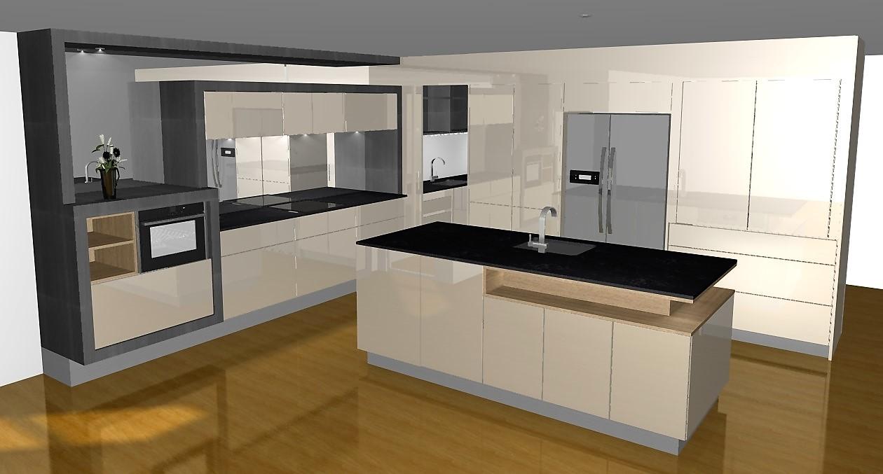 Big Kitchen Design Pictures
