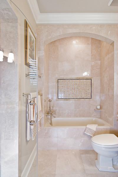 The Tile Shop Design By Kirsty Arches Over Bathtubs