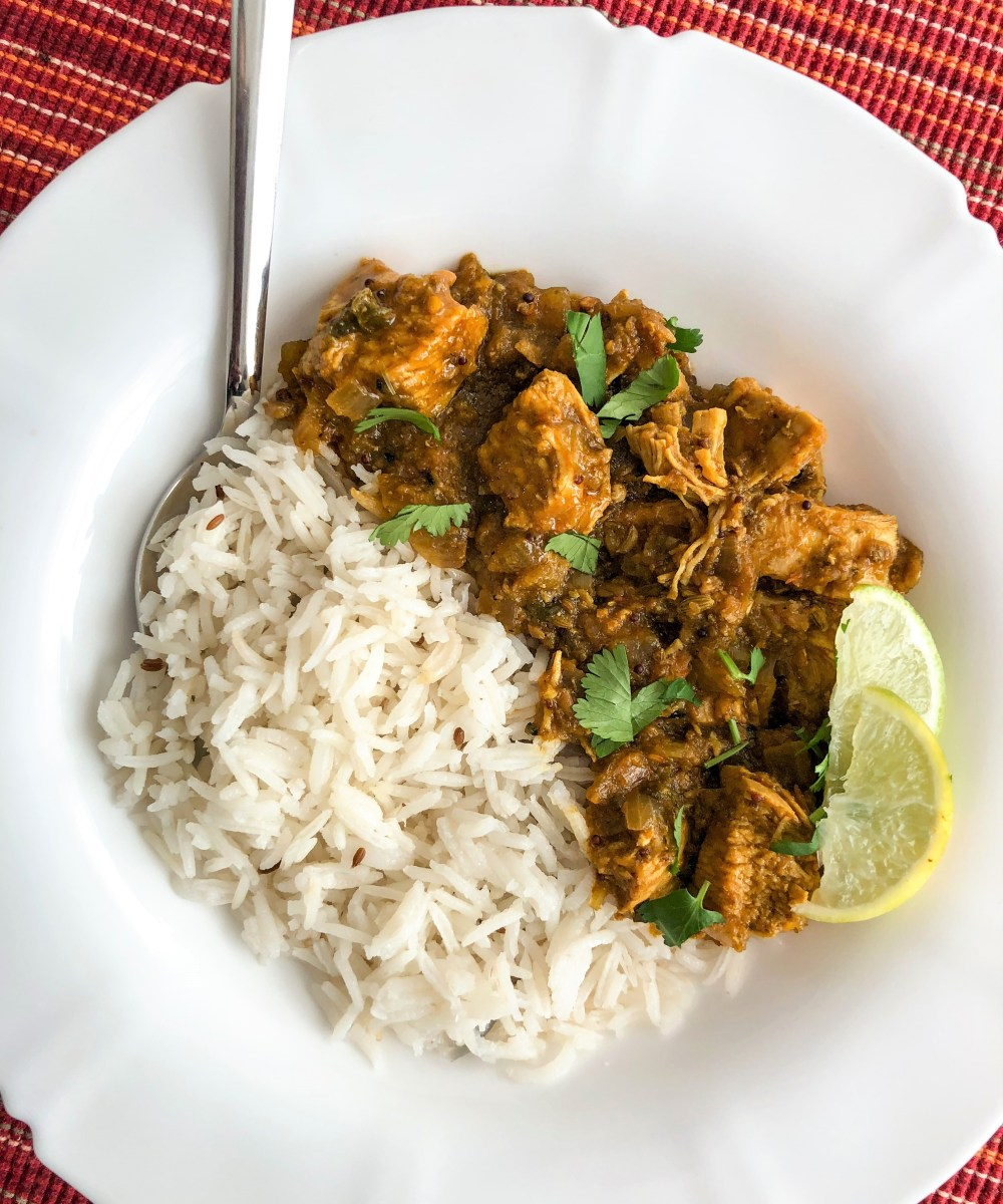 Indian Spiced Coriander Chicken Recipe - Dhaniya Chicken