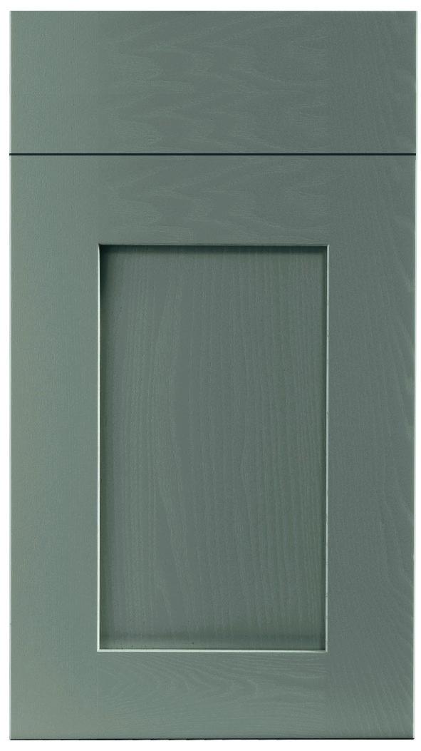 Solid Wood - Dust Grey
