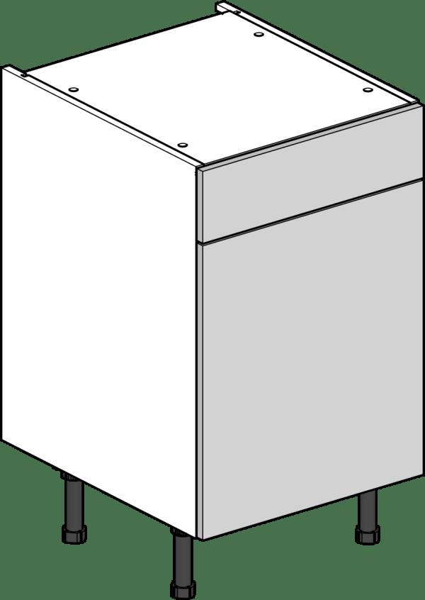 Drawerline Single Base Cabinet