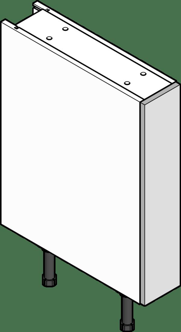 Highline 150 Single Base Cabinet