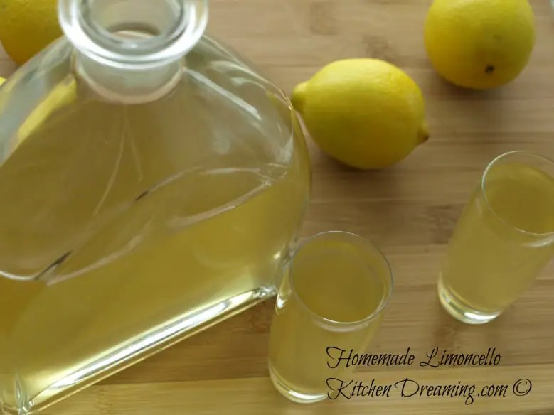 Homemade Limoncello can elevate vodka to a tangy treat with this easy to follow recipe.