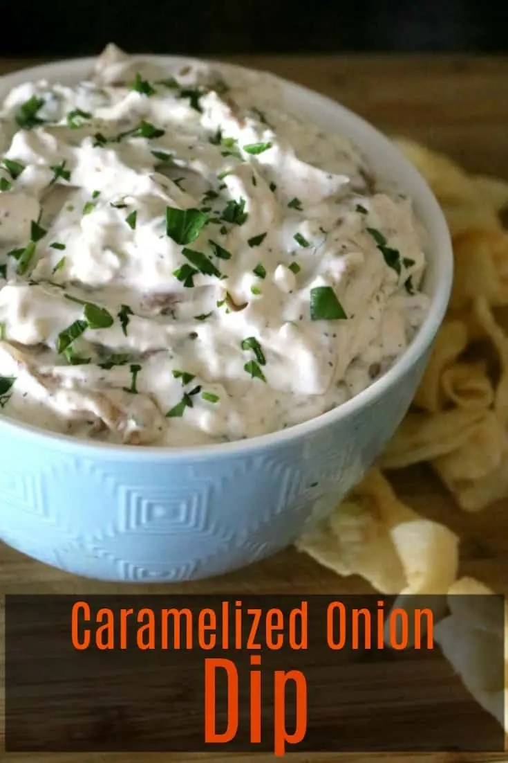 Onion Dip,specifically Caramelized Onion Dip AKA French Onion Dip, is one of my favorite go-to's for any party or get together. Ordinarily, you might start with a pre-packaged dry mix but what we've made today is a version that does not start with a mix and contains no MSG or other hard to pronounce chemicals. While this dip does take a little bit of time, the flavor is unparalleled. Are you with me? Let's go!