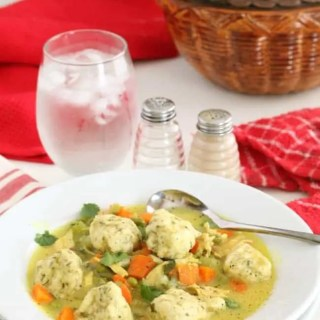 Instant Pot Scratch-Made Creamy Chicken and Dumplings is ready in 30-minutes or less! This quick cooking dish is comfort food in a bowl. Comfort food for the common cold.