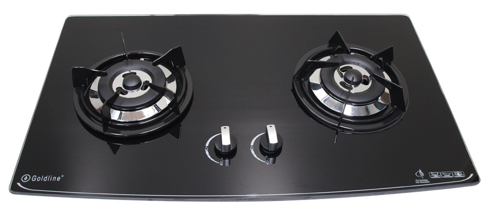 Two Burner Gas Cooktop Make Cooking As Efficient As Possible Kitchen Electronics