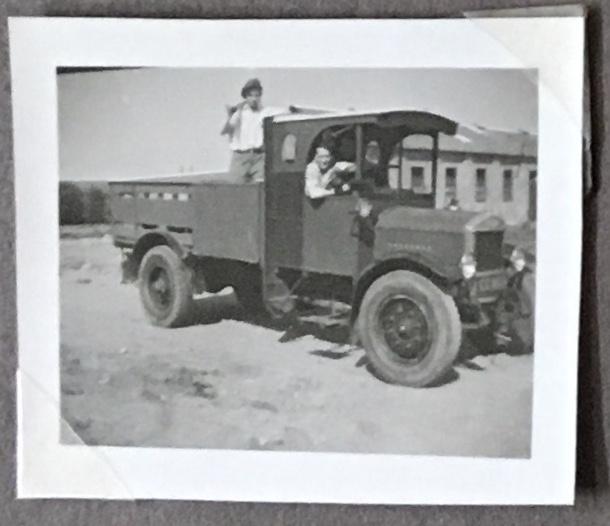 Kitchener camp 1939, Victor Cohn