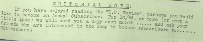 KC Review, no. 7, September 1939, page 16, base