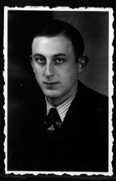 Kitchener camp, Werner Gembicki, Ernest Levy