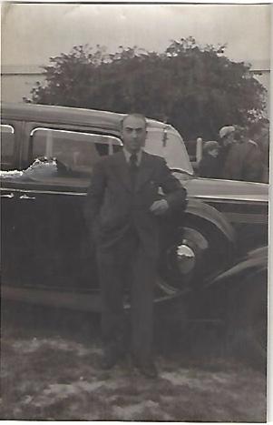 Kitchener camp, Manele Spielmann, 1939