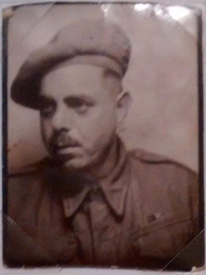 Wolfgang Priester, Kitchener camp, Royal Pioneer Corps