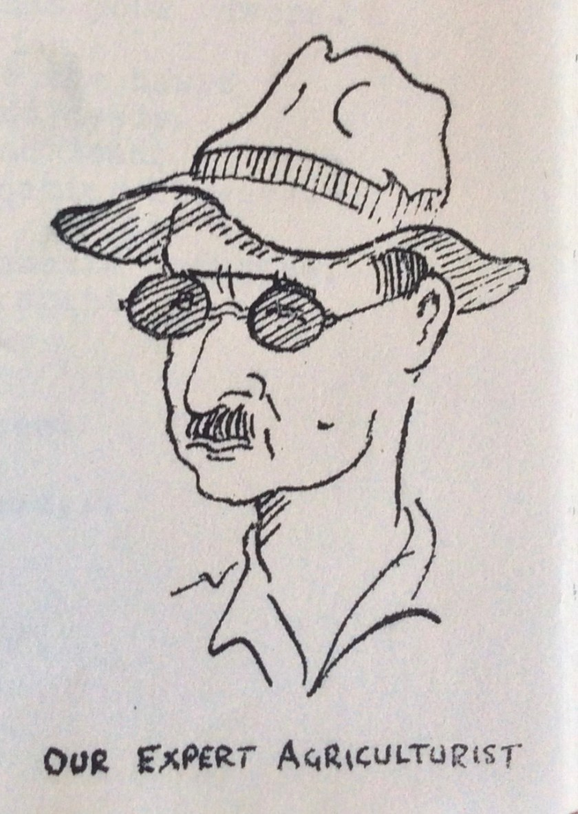 The Kitchener Camp Review, August 1939, Drawing detail, page 5