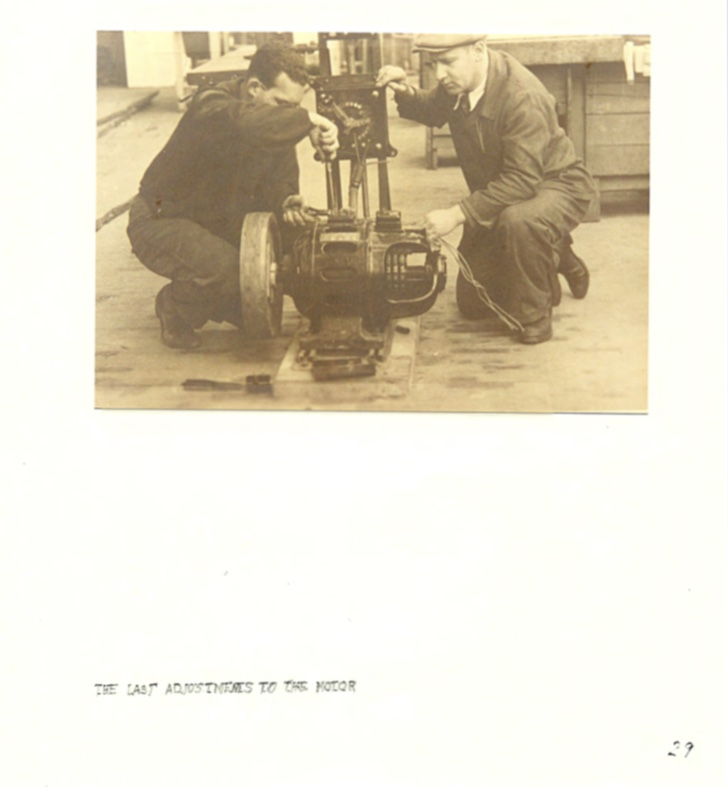 Kitchener camp, Peter Weiss, Autobiography _029