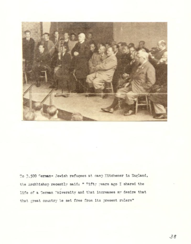 Kitchener camp, Peter Weiss, Autobiography _038
