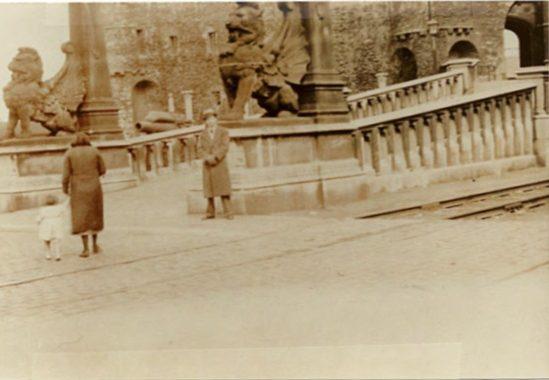 Kitchener camp, Peter Weiss, Autobiography, 'Leopoldville, Antwerp'