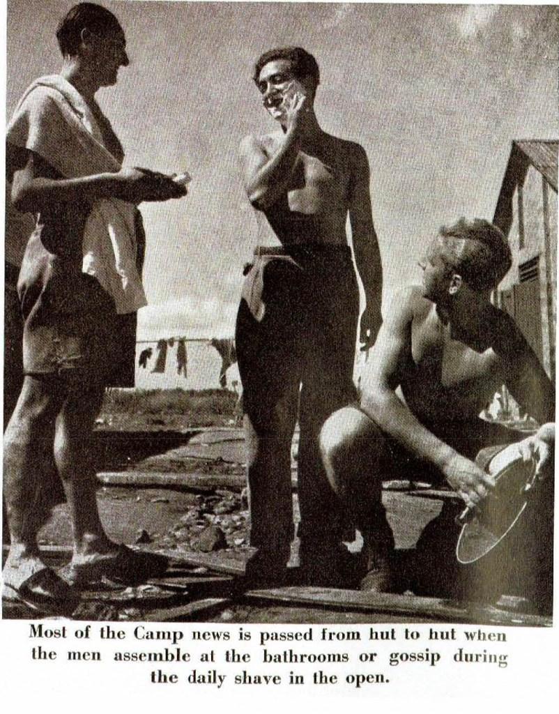 Kitchener camp, Oskar Reininger, Image from 'Some Victims of the Nazi Terror', Magazine 1939