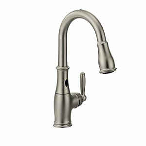 Moen Arbor One-Handle High Arc Pulldown 7594SRS review