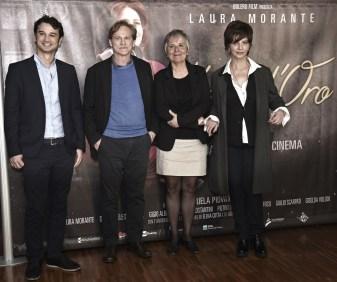 Dil Gabriele Dell'Aiera, Giulio Scarpati, Emanuela Piovano, Laura Morante