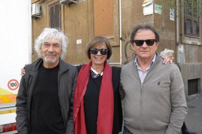 Flavia Schiavi, Leandro Pesci