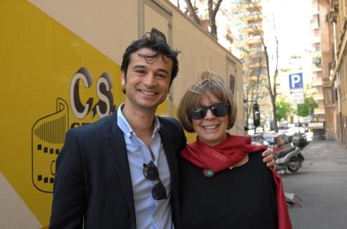 Dil Gabriele Dell'Aiera, Flavia Schiavi