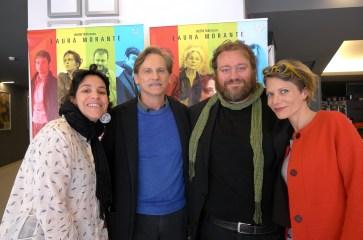 Giulio Scarpati, Stefano Fresi con Malvina Diletti & Valentina Marone