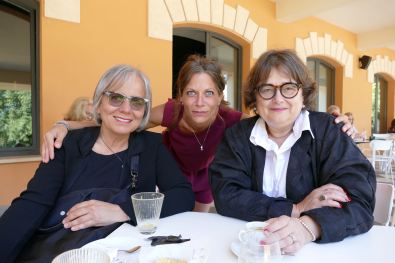 Emanuela Piovano, Valentina Marone, Dominiche Cabrera