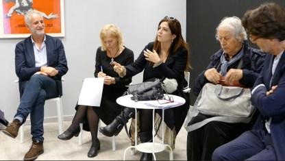 Brice CAUVIN,Agnés JAOUI,Aldo TASSONE, Francesco MARTINOTTI