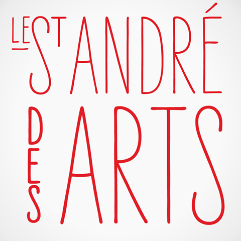 Logo cinema St.André des arts