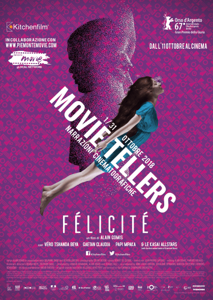 poster Movie Tellers_ Felicite