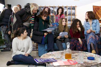 Asia Vadalà, Emanuela Piovano, Laura Morante, Donatella Salviola, Giselda Volodi, Valentina Piccolo, Francesca Danese, Antonella Bruni,