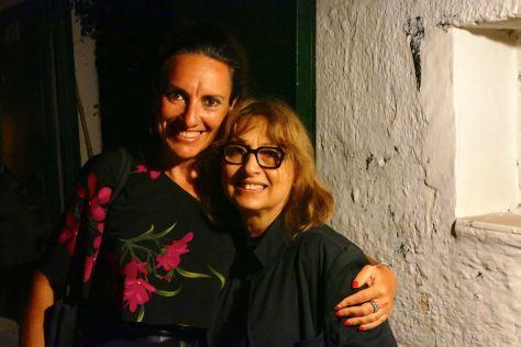 Donatella Salviola, Rossella Chiovetta