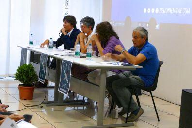 Paolo Tenna, Mercedes Fernandez Alonso, Alessandro Gaido, Arrigo Tomelleri- Torino