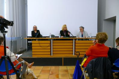 Livia Turco, Francesca Russo, Marcella Corsi