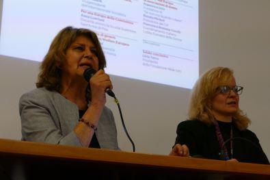 Silvia Costa, Francesca Russo