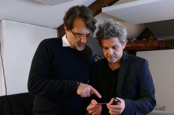 Francesco Martinotti, Thierry de Peretti