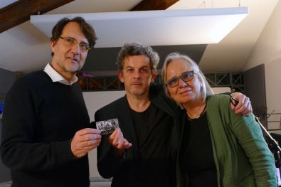 Francesco Martinotti, Thierry de Peretti, Emanuela Piovano