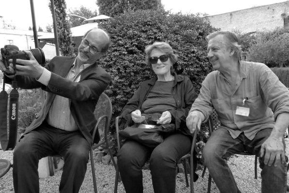 Giuseppe Dicaro, Liliana Cavani, Vito Zagarrio
