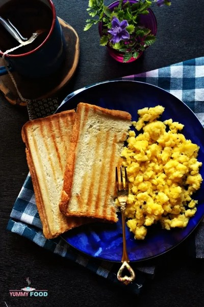 Sweet Scrambled Eggs