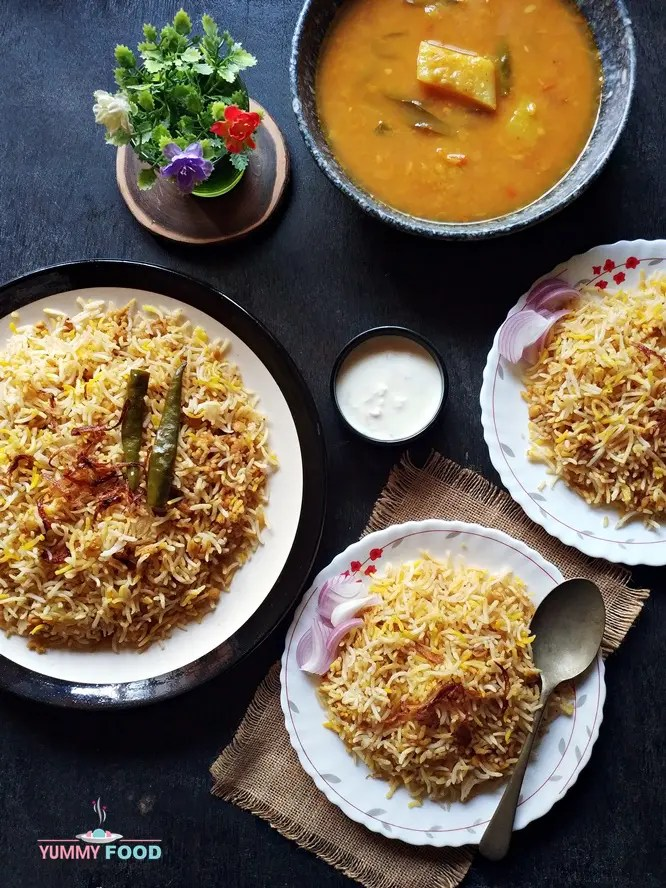 Hyderabadi Qubooli Recipe
