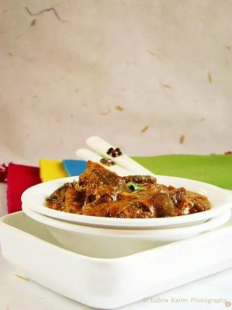 Gosht Ka Salan - Creamy Lamb Meat Curry