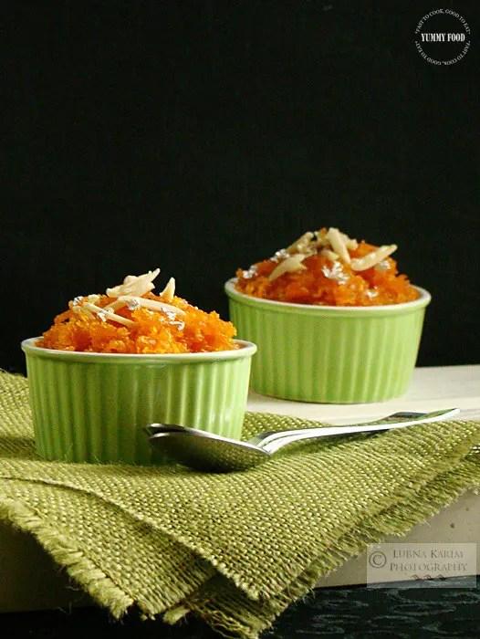Microwave Gajar Ka Halwa/Carrot Halwa