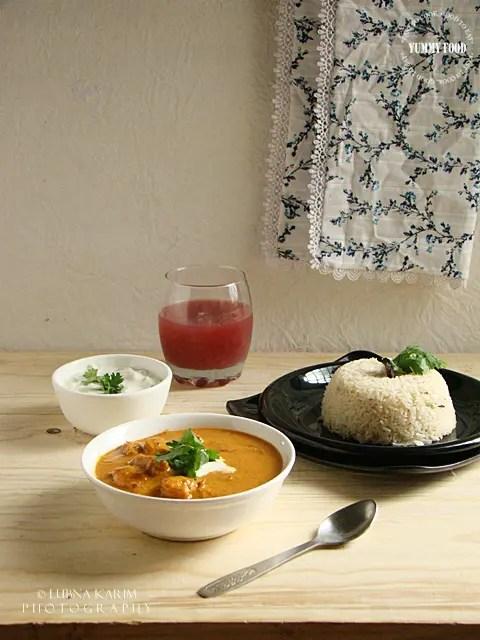 Butter Chicken| Murg Makhani|Chicken Makhani