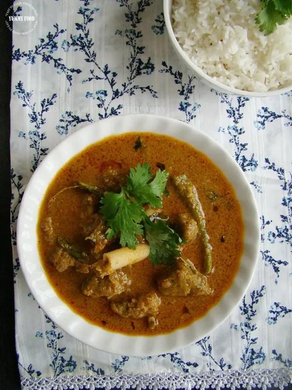 Mutton Mahi Khaliya