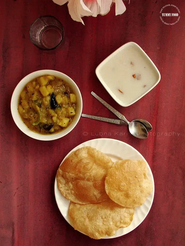 Multigrain Poori's - Indian Deep Fried Bread